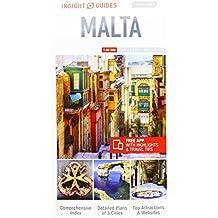 Insight Guides: Travel Map Malta (Insight Travel Maps)