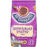 450g McDougalls Shortcrust pastelería Mix