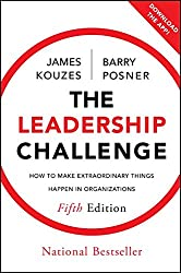 The Leadership Challenge, Fifth Edition: How to   Make Extraordinary Things Happen in Organizations (J-B Leadership Challenge: Kouzes/Posner)