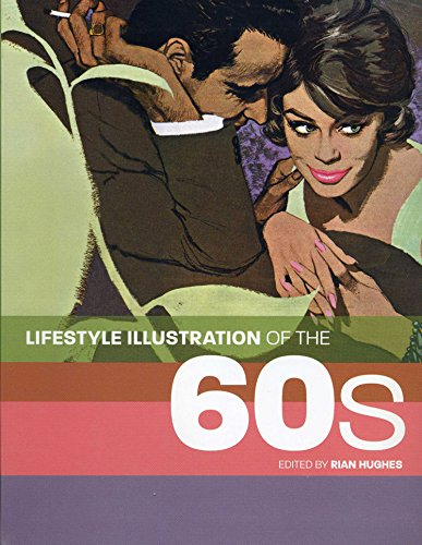 Lifestyle Illustrations of the 1960s por Rian Hughes & David Roach