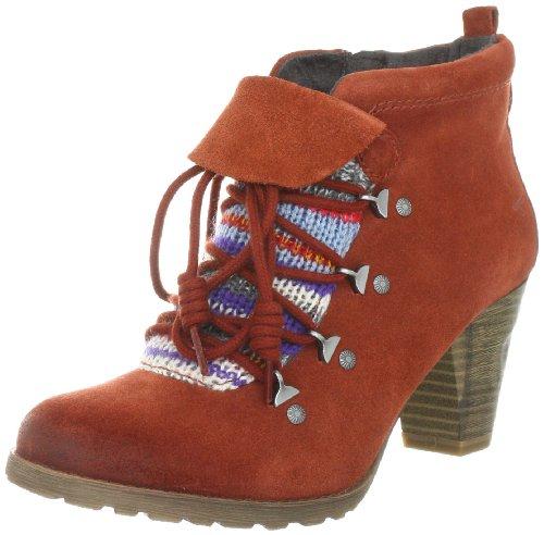 Tamaris 1-1-25342-29, Boots femme Orange-TR-H1-13