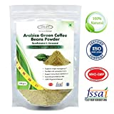#2: Sinew Nutrition Arabica Green Coffee Beans Powder 200gm, Decaffeinated & Unroasted Arabica Coffee for Weight Management