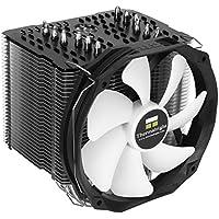 TR HR-02 Macho Rev.B Multiple Heatpipe Kühler, Intel LGA 775/1366/1156/1155/2011/1150/2011-3, AMD AM2(+)/AM3(+)/FM1/FM2(+), TY 147A PWM Lüfter (300-1.300 U/min, 15-21 dBa, 28,7-125 m³/h)