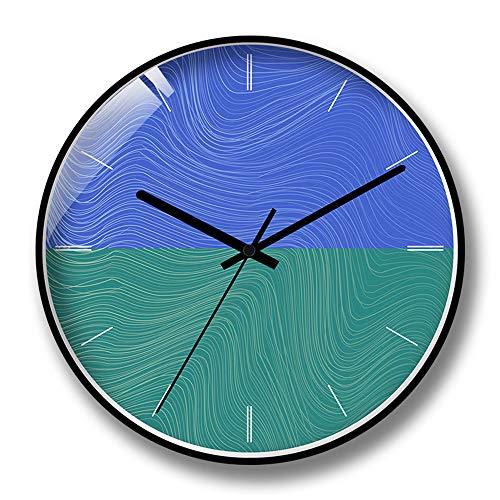 JUNDY Horloge Murale Moderne Horloge Pendules Murales...