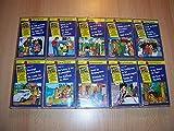 TKKG Doppelfolge Hörspiel MC 10 x MCs zum 10jährigen Jubiläum der Buchserie Sonderfolge Folge Nr. 1 2 3 4 5 6 7 8 9 10 mit 20 Folgen