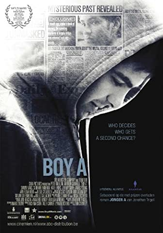 Boy A Plakat Movie Poster (11 x 17 Inches - 28cm x 44cm) (2007) Netherlands