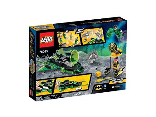 LEGO Super Heroes 76025 - Green Lantern vs. Sinestro (Lego 2015 Batman-sets)