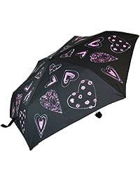 Corazones plegable paraguas