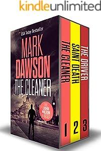The John Milton Series: Books 1-3 (The John Milton Series Boxset)