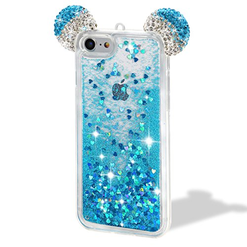 custodia iphone 6 brillantini