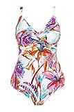 Fantasie Swim Damen Paradise Bay Badeanzug E-H Cup Paradise Bay
