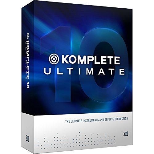 Native Instruments Komplete Komplete 10 Ultimate Umwandlung