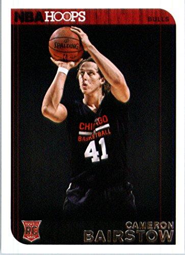 36f436c14a454 2014 /15 Panini NBA Hoops Basketball Rookie Card - 298 Cameron Bairstow -  Chicago Bulls RC