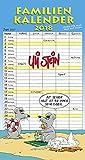 Produkt-Bild: Uli Stein Familienkalender 2018