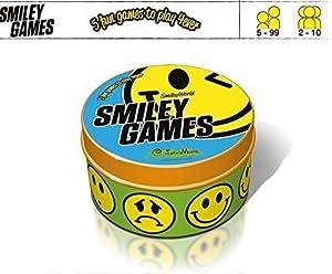 CreativaMente Smiley Games versión Inglesa, Multicolor, 504