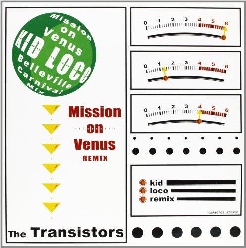 "the Transistors: Mission on Venus (Remix) 10"" [Vinyl Single] (Vinyl)"