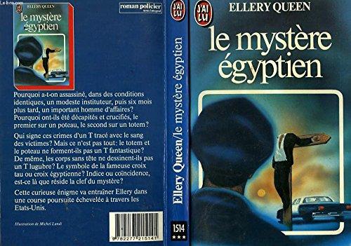 Le Mystère égyptien par Ellery Queen