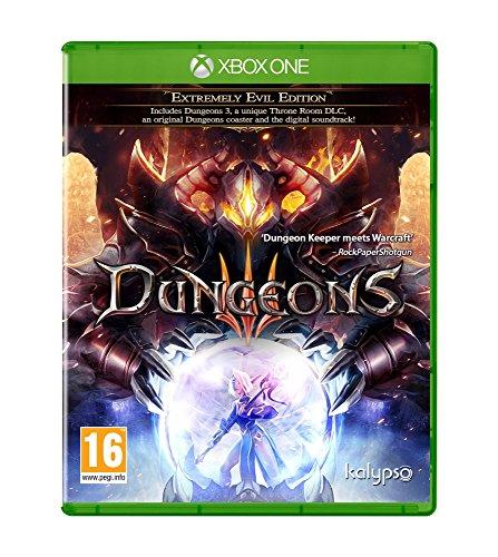Dungeons 3 - Xbox One [Edizione: Regno Unito]