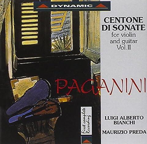Centone Di Sonate For Violin And Guitar Vol.2