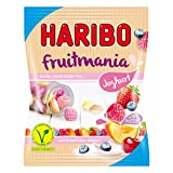 Haribo Fruitmania Joghurt, Gummibärchen, Weingummi, Fruchtgummi, im Beutel, 175 g