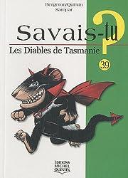 Les diables de Tasmanie