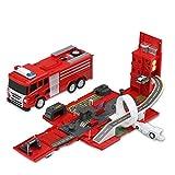 Camion de Pompier Ultimate Rescue Pat Patrouille Super Cadeau Noël Enfants Effets...