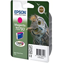Epson Photo 1400 Cartouche d'encre d'origine Magenta