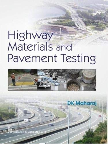 HIGHWAY MATERIALS AND PAVEMENT TESTING (PB 2020)