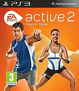 EA Sports Active 2 (jeu PS Move)
