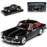 Ixo Ferrari 250 GTE 2+2 Coupe Schwarz Polizia Polizei Italien 1962 1/43 Modell Auto