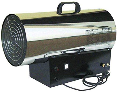 Vigor-Blinky 33M KW-IT Generatori Aria Calda, Inox