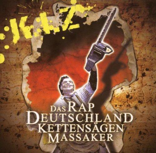 Preisvergleich Produktbild Das Rap Deutschland Kettensägen Massaker