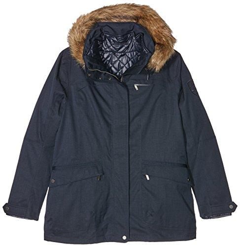 Schöffel Damen 3in1 Jacket Genova Jacke, Night Blue, 40 Preisvergleich