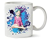 MugWorld Sweet Dreams | Dragon Ball | DBZ | Bulma | Manga | Anime Series | Super Hero | Power | Swag | Cool | Cute | Dope Tasse Classique De Thé Tasse De Café