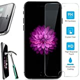 #9: Dashmesh Shopping 3D Premium Tempered Glass Screen Protector for Apple Iphone 6 6s (4.7 inch ONLY)