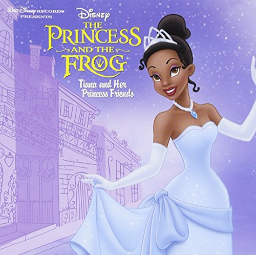 Tiana and Her Princess Friends (Besten Disney Princess)