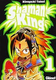 Shaman King 1 par Hiroyuki Takei