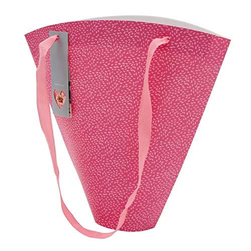 Hallmark 'just for you' - sacchetto regalo floreale per festa della mamma, compleanno