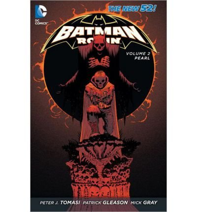 [(Batman and Robin: Pearl (The New 52) V...