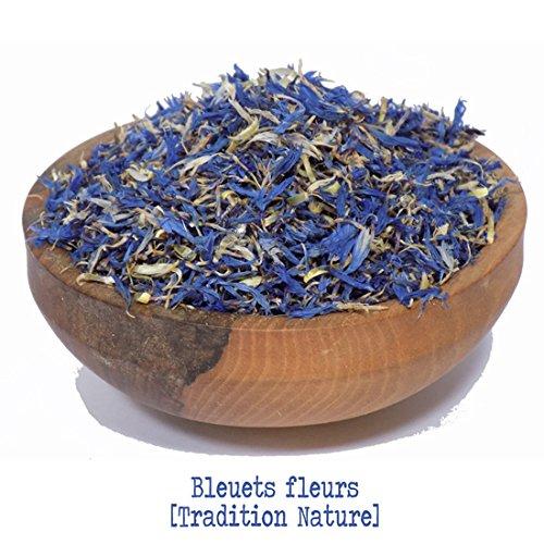 Pétales de fleurs de bleuet - sachet 25 g