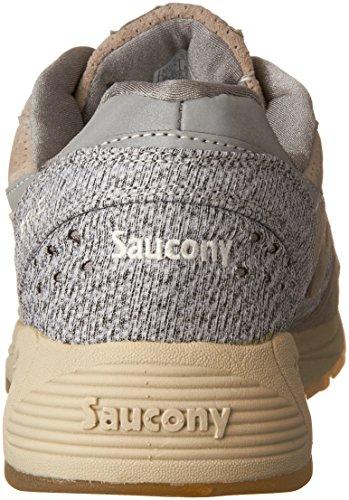 Saucony Grid 8000 Neige Sale Gris Gris