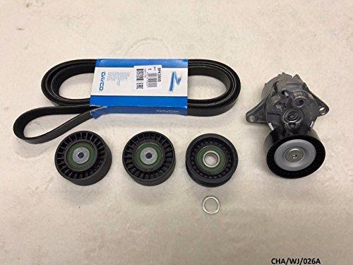 Preisvergleich Produktbild DAYCO dexwall Serpentine Gürtel-Reparatur-Set Grand Cherokee WJ 2,7CRD 2001-2004