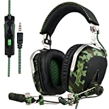 Best Wireless Gaming Headset Xbox 360s - SADES SA926T Stereo Gaming Headset for Xbox One Review