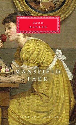 Mansfield Park (Everyman's Library Classics)