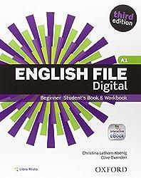 English file digital. Beginner. Student book-Workbook. With key. Per le Scuole superiori. Con e-book. Con espansione online
