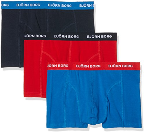 bjorn-borg-mens-noos-contrast-solids-pack-of-3-boxer-shorts-multicoloured-black-red-blue-medium