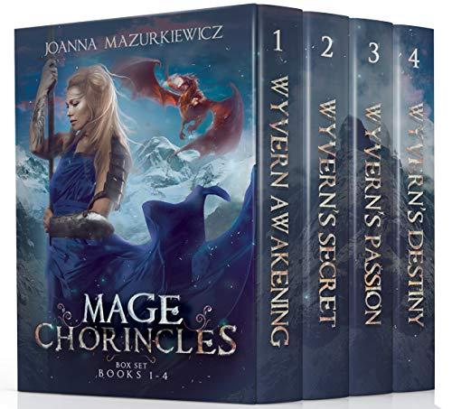 The Mage Chronicles Box Set (Books 1-4) (English Edition) por Joanna Mazurkiewicz