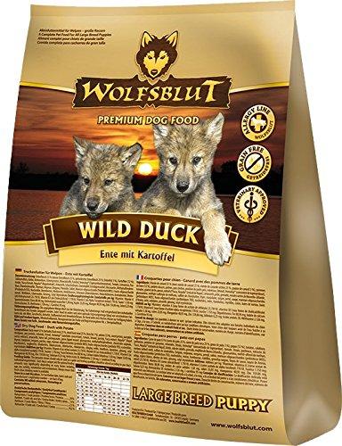 Wolfsblut | Wild Duck Puppy Large | 15 kg