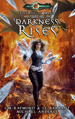 Darkness Rises: Age Of Magic (The Rise of Magic Book 6) (English Edition)