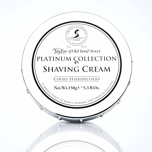 Razor Bump-creme (Taylor of Old Bond Street Platinum Collection Rasiercreme 150g)